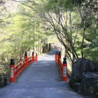 今熊野観音寺_鳥居橋