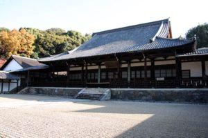 萬福寺 法堂