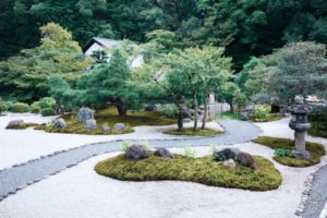 金戒光明寺 紫雲の庭