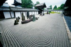 東福寺本坊庭園「八相の庭」